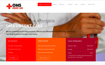 oms-urgentcare screenshot
