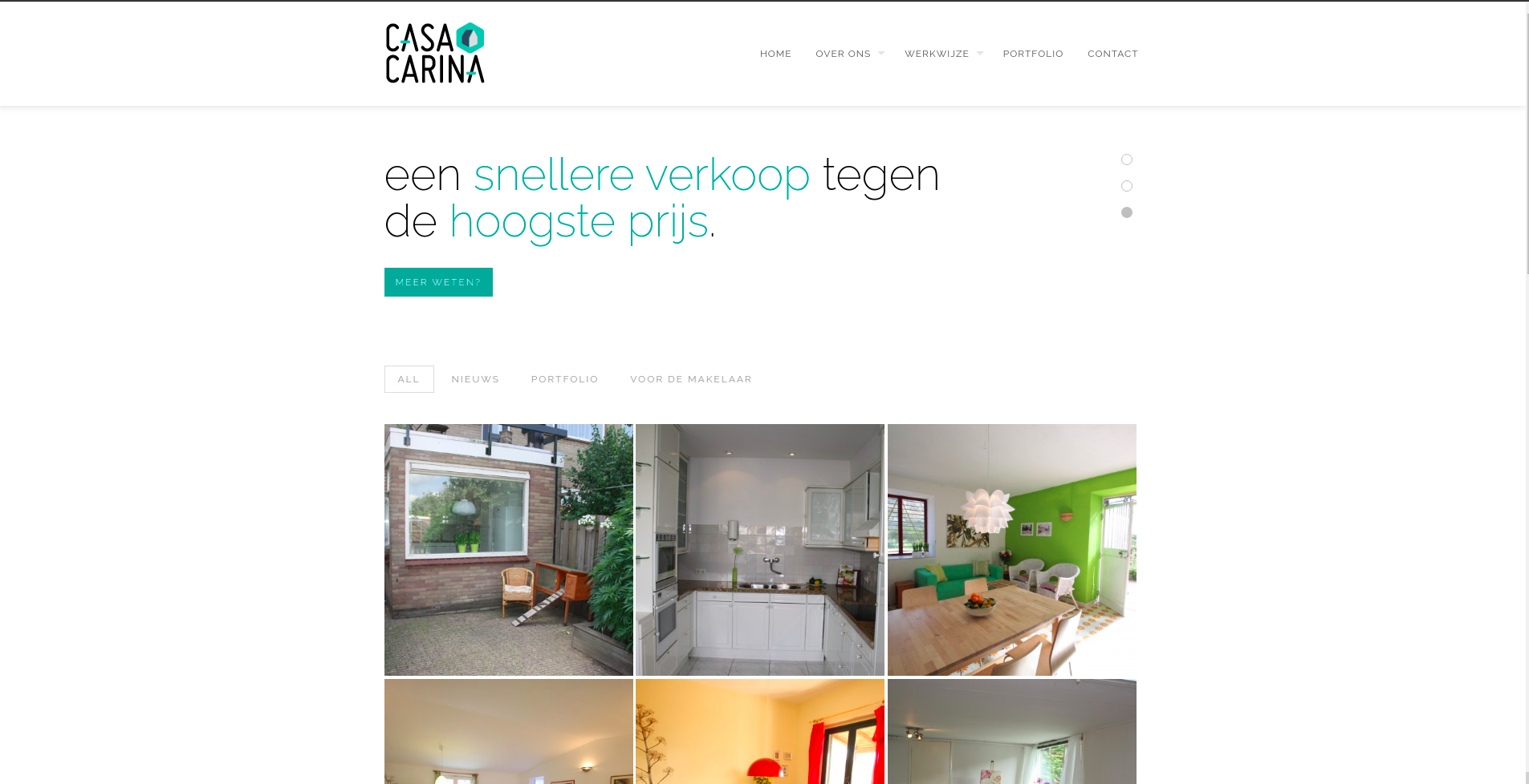 casacarina verkoopstyling site